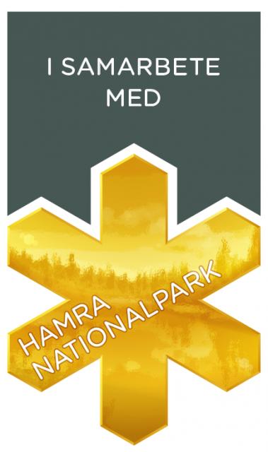I samarbete med Hamras Nationalparkförvaltning